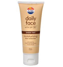 Daily Face sheer tint