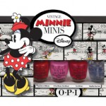 OPI Loves Minnie Mouse