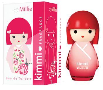 millie kimmidoll perfume
