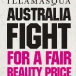 Illamasqua Australia Fight for a Fair Beauty Price