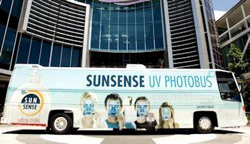 Sun Sense Bus