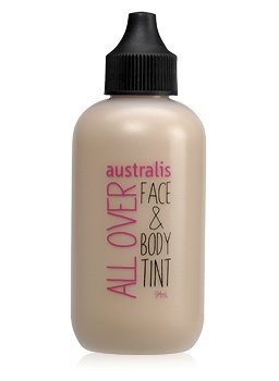 all over face and body tint
