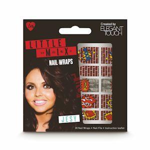 40 16 205 Little Mix, Jesy Nail Wraps