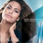 Eva Mendes for Estee Lauder New Dimension Skincare