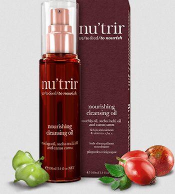 nutrir cleansing oil