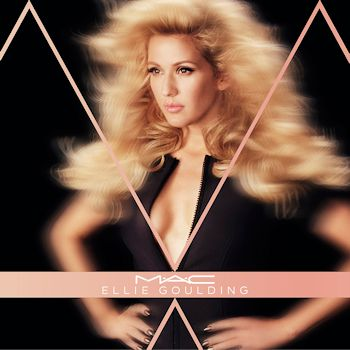 #MACEllieGoulding Beauty