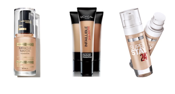 Latest Picks: Flawless Foundations