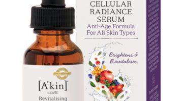 A'kin Revitalising Cellular Radiance Serum