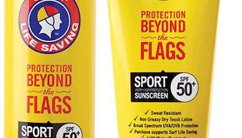 Surf Life Saving Sunscreen
