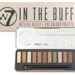 w7 In the Buff Natural Nudes Eyeshadow Palette