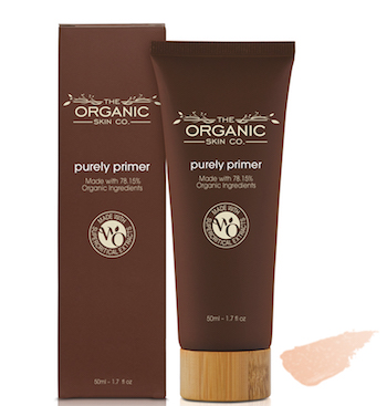 Month of Love: The Organic Skin Co. Purely Primer