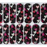 Month of Love: Jamberry – Love Themed Nail Wraps