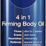 Nivea 4 in 1 Firming Body Oil