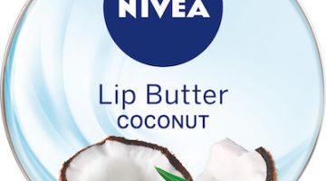 Nivea Lip Butter in Coconut