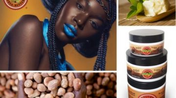 USER REVIEWS: Deluxe Shea Butter