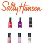 Sally Hansen Hard As Nails Xtreme Wear Nail Polishes