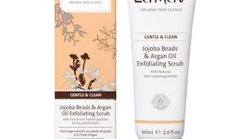 La Mav Green Clay Detox Mask / Jojoba Beads and Argan Oil Exfoliating Scrub