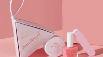 Miss Frankie Shine Bright Gift Pack